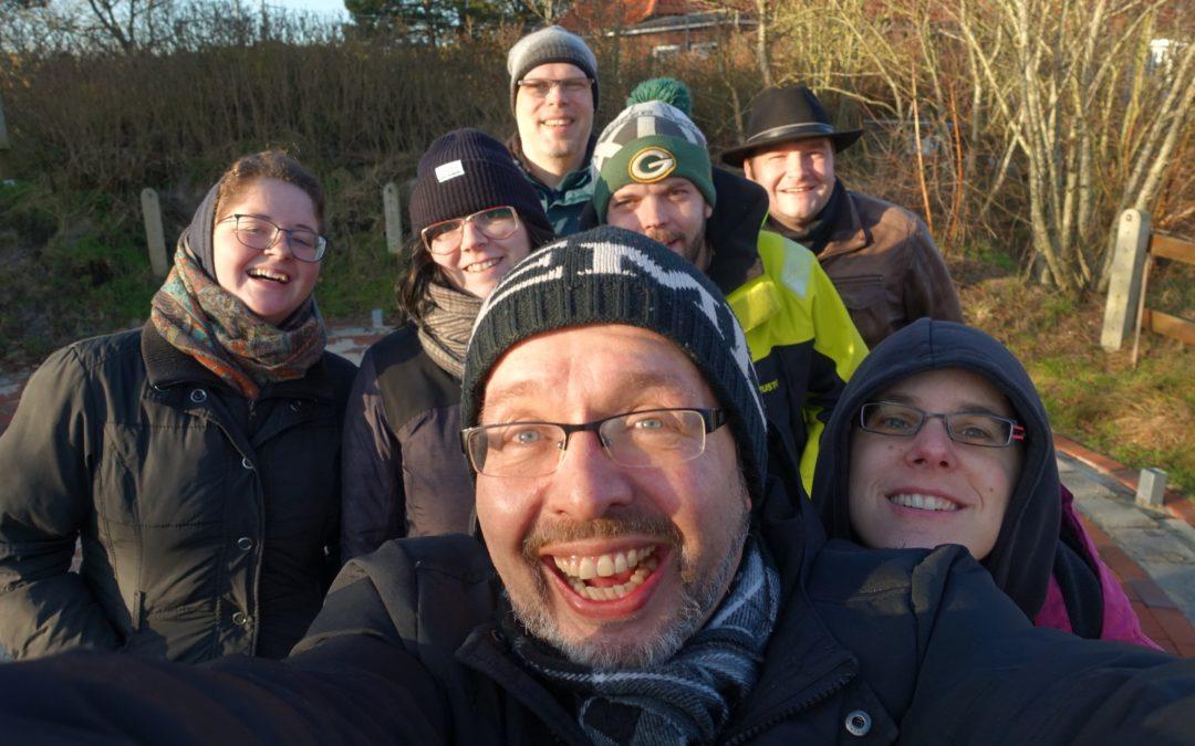 Stille Tage auf Spiekeroog –  Jahreswechsel 2019/2020