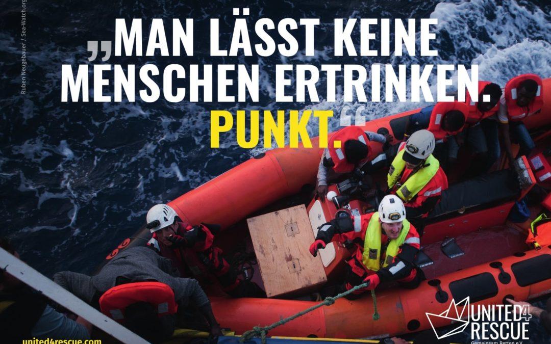 United 4 Rescue – Gemeinsam Retten