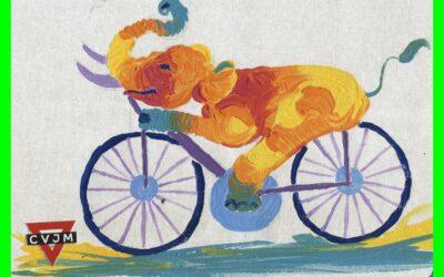 27. Fahrrad-Sponsorenrundfahrt des CVJM Wolfsburg